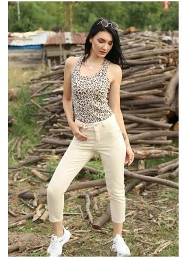 Derigo Pantolon Beyaz
